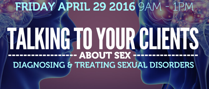 talking to your clients about sex